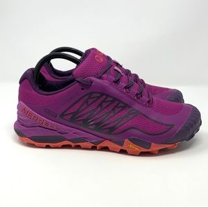 Merrell All Out Terra Ice Hiking Boots